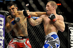 UFC 145 Results: What's Next for Efrain Escudero?