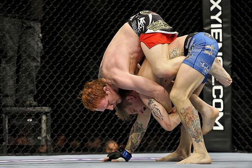 UFC 145 Results: Mark Bocek Defeats John Alessio, What's Next?