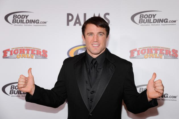 UFC: A Decisive Anderson Silva Win Should Shut Chael Sonnen Up Forever