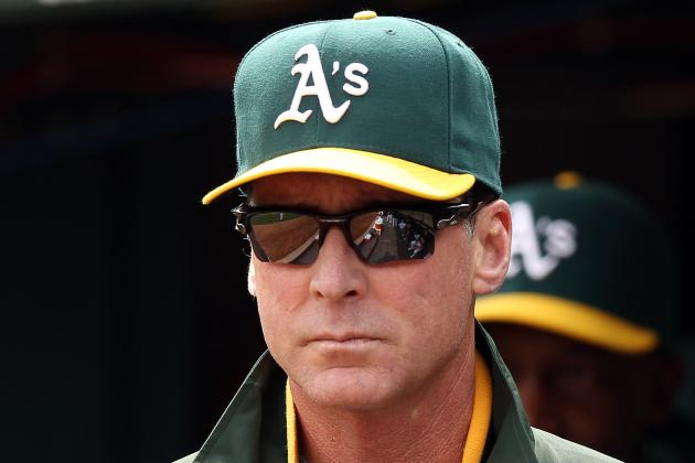 How A's Manager Bob Melvin Should Prepare His Lineup for Manny Ramirez's Arrival