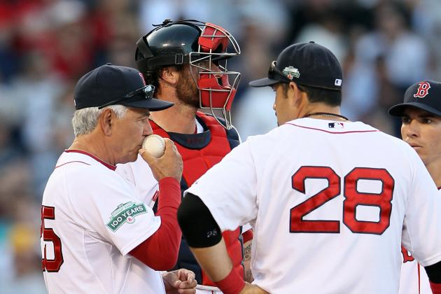 Boston Red Sox: Bobby Valentine Not Responsible for Struggles