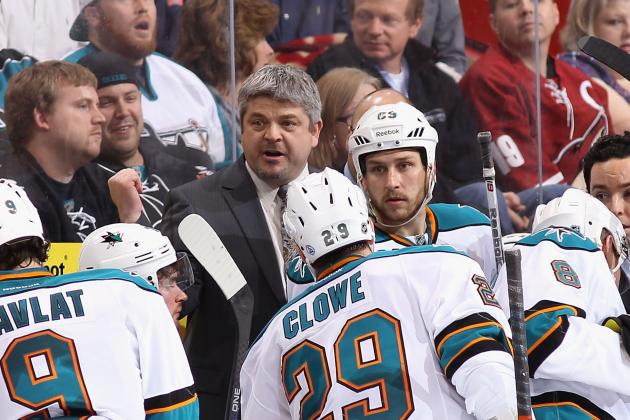 NHL Playoffs 2012: Will Todd McLellan Be Fired After Sharks' Latest Failure?