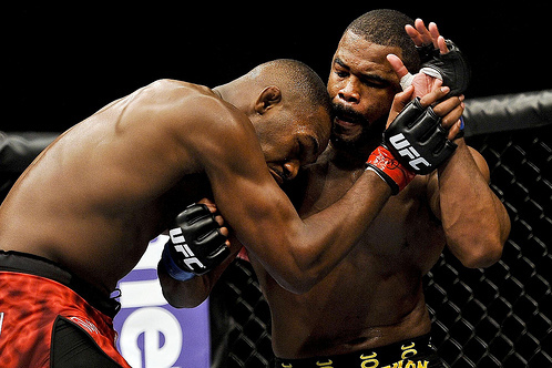 Rashad Evans Loses to Jon Jones at UFC 145: What's Next for 'Suga'?