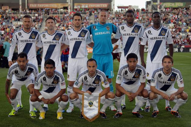 Los Angeles Galaxy vs. Colorado Rapids: Rating the Galaxy Players