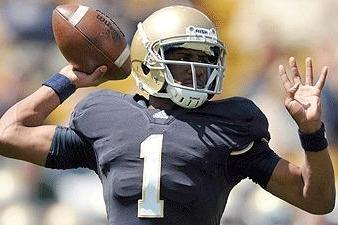 Notre Dame Football: Everett Golson Makes Strong Case in Blue-Gold Game
