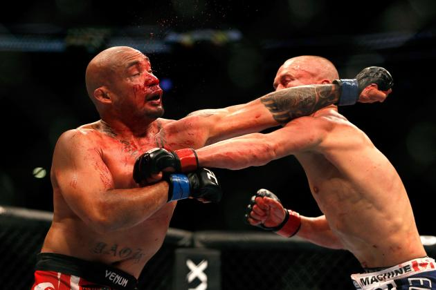 UFC 145 Results: Matches to Make After Jon Jones vs. Rashad Evans