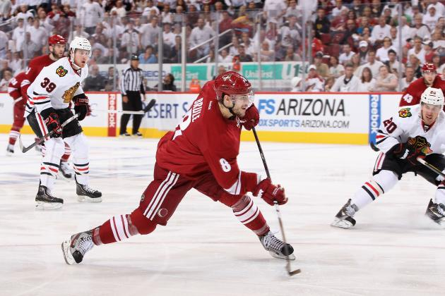 Stanley Cup Playoffs 2012: Coyotes Cannot Finish off Blackhawks, Game 6 Looms