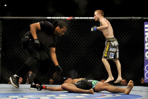 UFC 145 Results: Will the UFC Cut Miguel Torres Again?