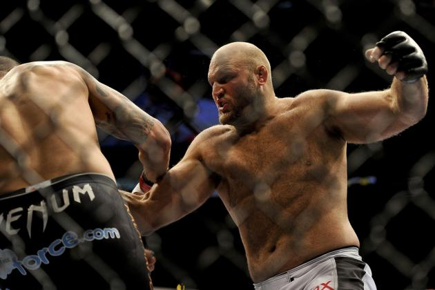 UFC 145 Results: Did Ben Rothwell Save Himself from Being Cut?