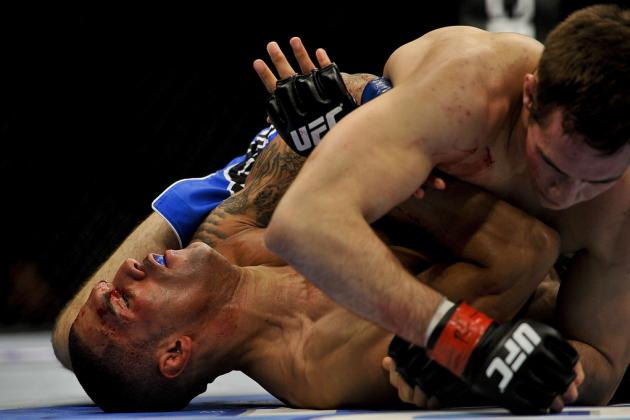 UFC 145 Results: Did the UFC Push Che Mills Too Quickly?
