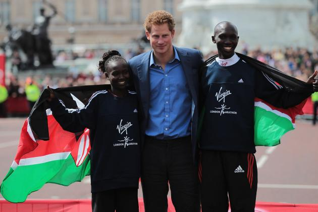 London Marathon 2012 Results: Kenyan Domination Continues in England