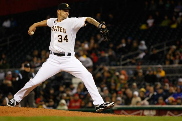 A.J. Burnett: Pittsburgh Pirates Learned Something from Failed Matt Morris Deal