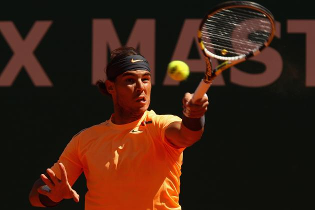 Nadal Hammers Djokovic to Win Eighth Monte Carlo Crown