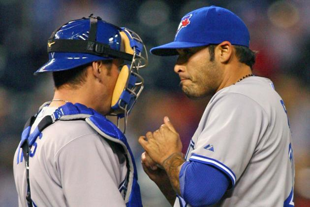 Toronto Blue Jays Closer Sergio Santos Placed on Disabled List