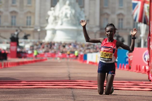 London Marathon 2012 Results: Mary Keitany Primed for Olympic Glory After Win