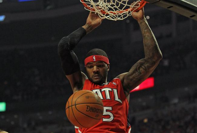 Josh Smith has played a pivotal role in Atlanta's success this season.