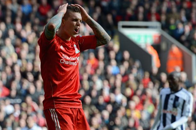 Liverpool 0 West Bromwich Albion 1: Match Report: Telegraph