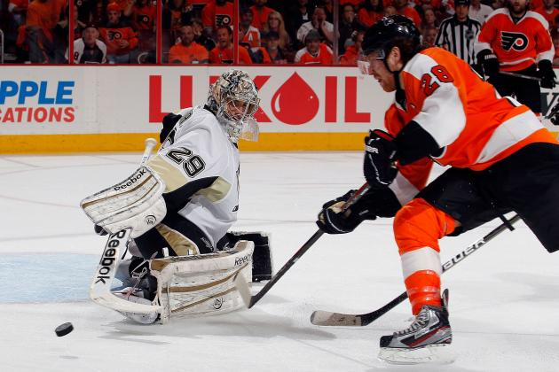 Penguins vs. Flyers: Highlights, Twitter Reaction and Analysis from Game 6