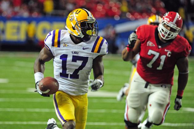 2012 NFL Draft: Drafting Morris Claiborne Would Be Catastrophic for the Vikings