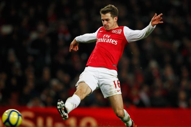 Arsenal FC: Why Fabregas' Replacement Aaron Ramsey Deserves Patience of Fans