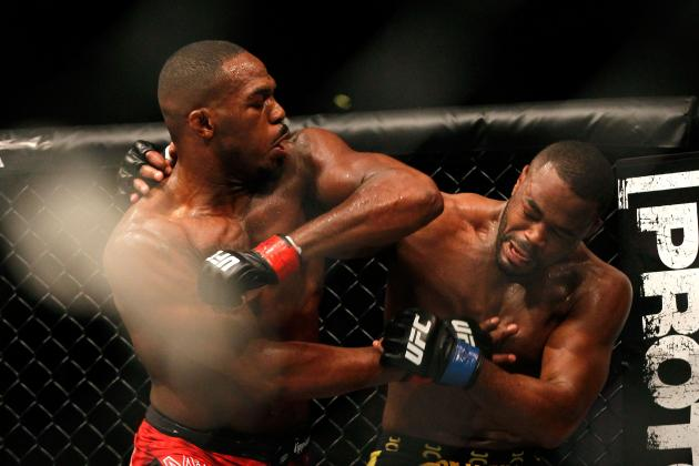 UFC 145 Results: Jon Jones Pummels Rashad Evans, Shows He's Unbeatable at 205