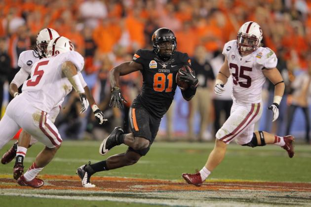 NFL Draft 2012: Why Buffalo Bills Must Take Justin Blackmon in Round 1