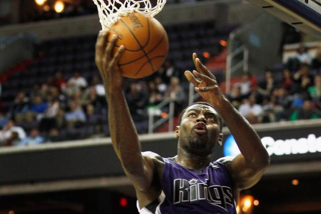 ESPN Gamecast: Kings vs. Bobcats
