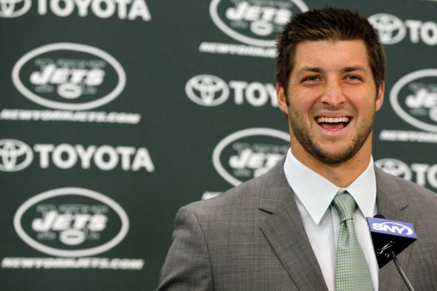 Tim Tebow: MetLife Messiah Takes over Eli Manning's Stadium and Neighborhood