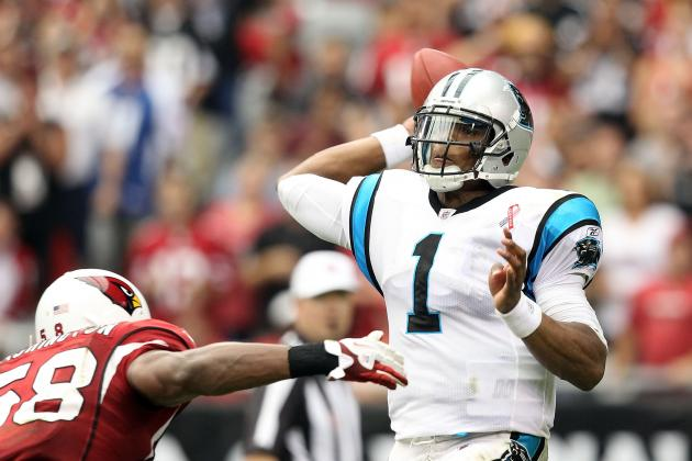 Carolina Panthers 2012 Schedule: Downloadable, Printable