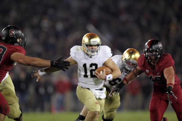 Notre Dame Football: Is It Time to Name a Starting Quarterback?