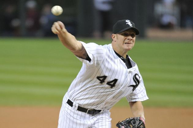 Jake Peavy: Is the Chicago White Sox Pitcher's Success Here to Stay?