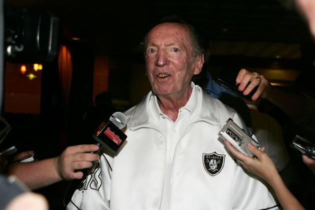 Debate: Are the Raiders Better off Without Al Davis on Draft Day?