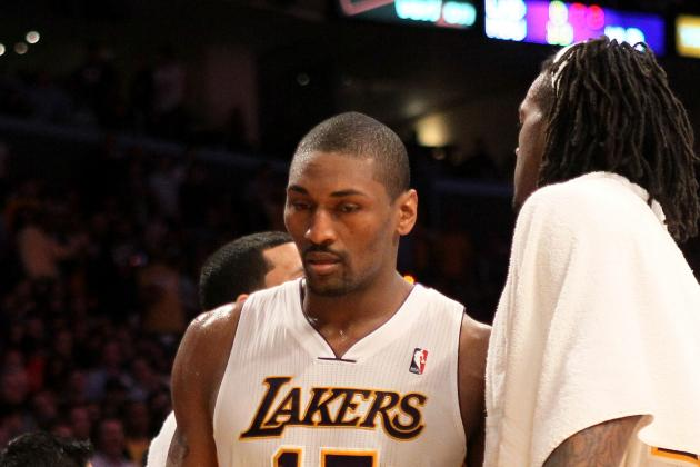 Metta World Peace Ejection: Lakers Star's Past Shouldn't Impact Punishment