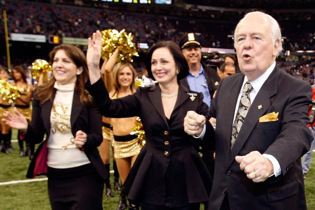2012 NFL Offseason: Where Is the Leadership for the New Orleans Saints?