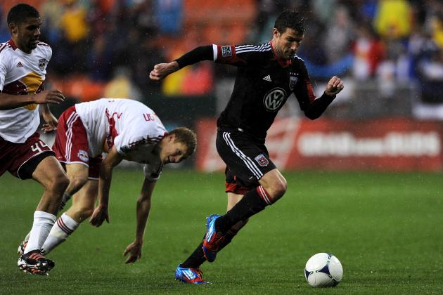 New York Red Bulls: Player Ratings Against DC United