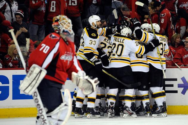 2012 Stanley Cup Playoffs:  Shipping Up to Boston for a Game 7