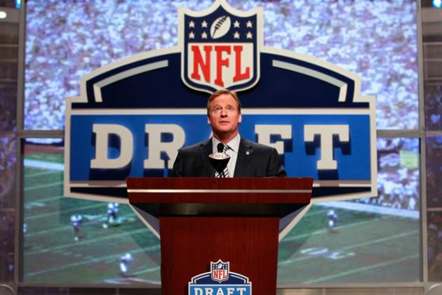 NFL Draft Order 2012: Complete List with Latest Trades