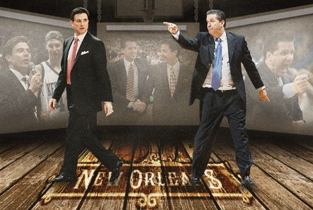 John Calipari vs. Rick Pitino Rivalry at a Fever Pitch in 2012