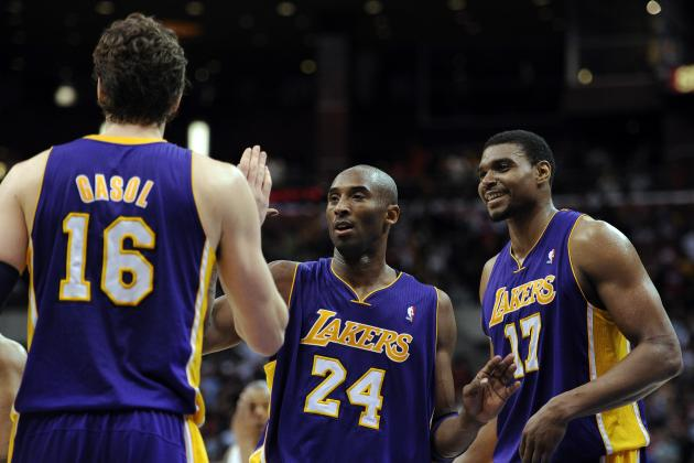 Andrew Bynum: Is Lakers Center Capable of Carrying Kobe Bryant's Torch?