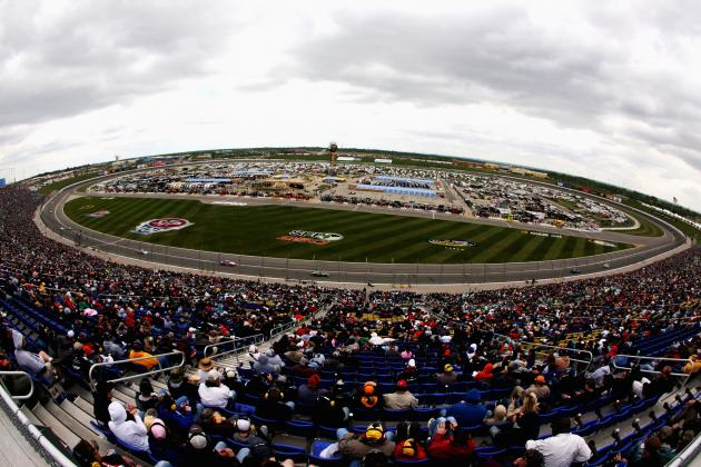 Behind the Scenes Look at the NASCAR Sprint Cup Series