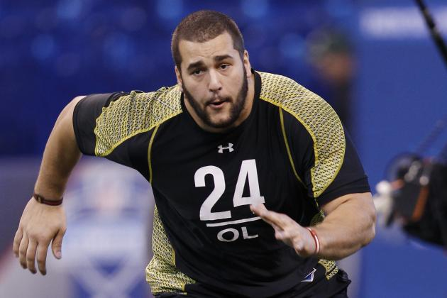 2012 NFL Draft Rankings: Offensive Tackles