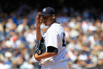 New York Yankees: Ivan Nova Making Claim for No. 2 Starter's Role