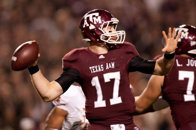 2012 NFL Draft: Why Ryan Tannehill Will Be a Big-Time Bust