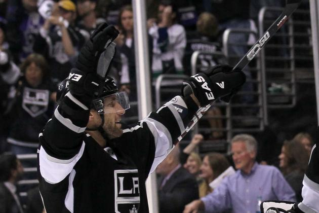 Kings vs. Canucks: Highlights, Twitter Reaction and Analysis from Game 5