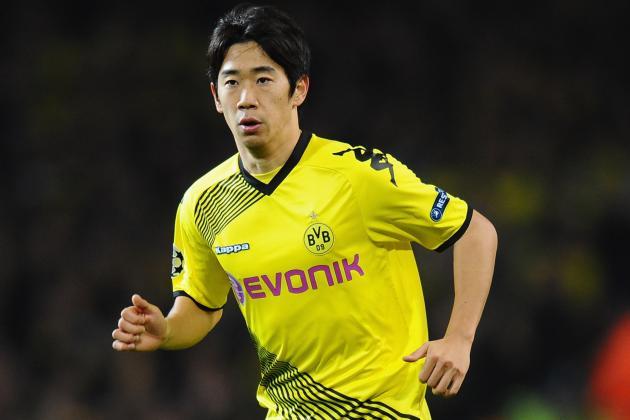 Borussia Dortmund Scouting Report: Shinji Kagawa