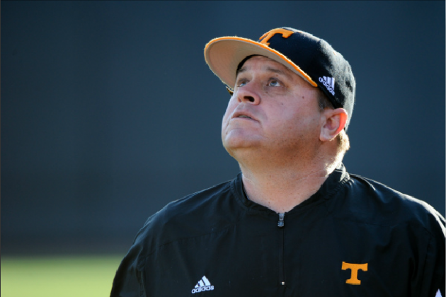Dave Serrano Provides Repair for Tennessee Baseball in More Ways Than Wins