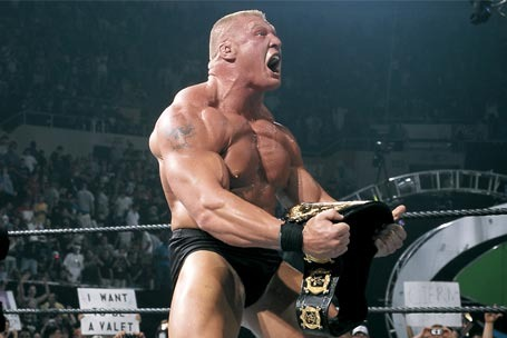 Pro Wrestling Powerhouse: Why Brock Lesnar Is Your Next Big WWE Champion