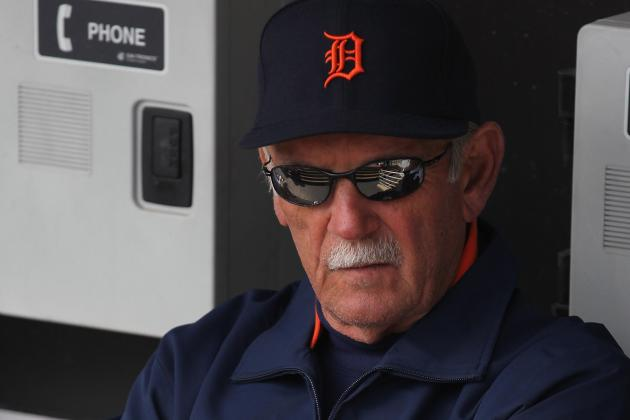 Tigers vs. Rangers Bunt: In Wake of Blown Call, Leyland Firmly Against Replay