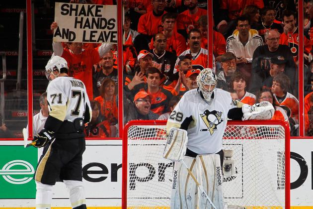 NHL Playoffs 2012: Things to Consider When Criticizing the Pittsburgh Penguins