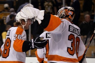 NHL Playoffs 2012: Philadelphia Flyers Could Use a Little Help for Second Round